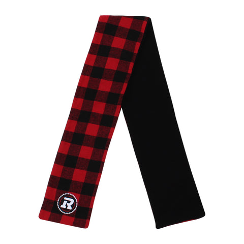 REDBLACKS Plaid Scarf