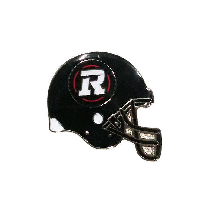 REDBLACKS Football Pin