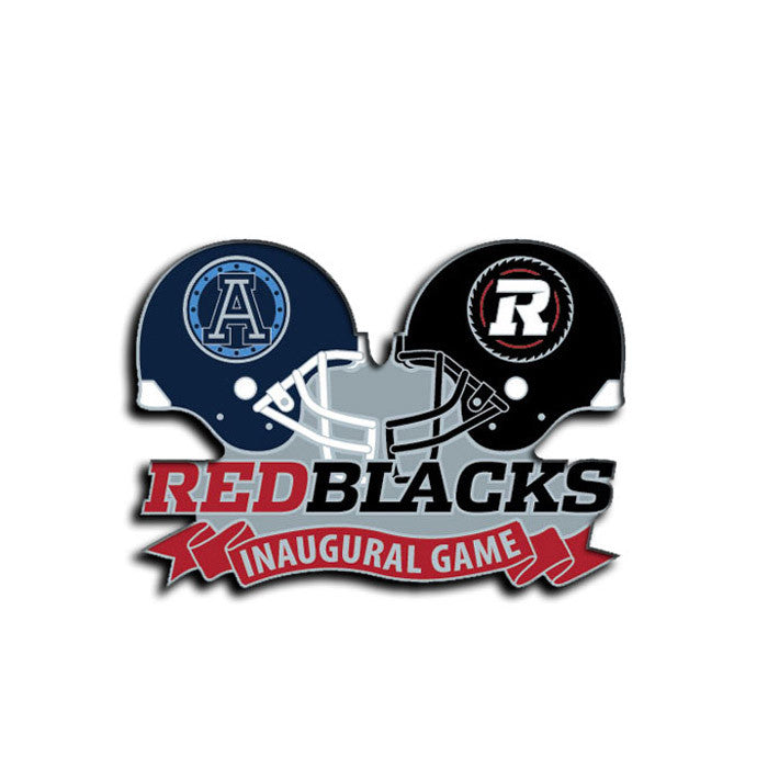 REDBLACKS Collectible Pin Set (4)