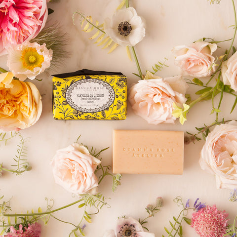 Gianna Rose Lemon Verbena Bar Soap