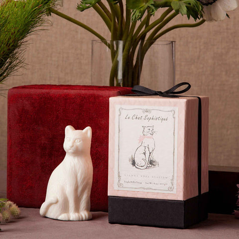 Gianna Rose Cat Shaped Soap