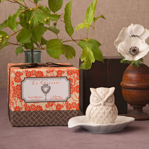 Gianna Rose Owl Soap