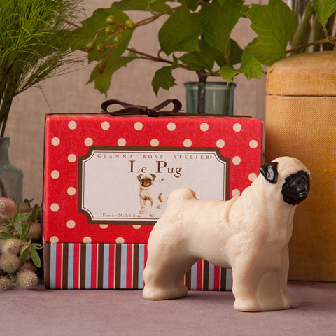 Gianna Rose Pug Soap