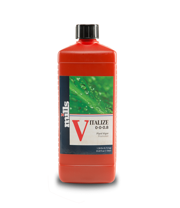 Increase the Bio-Availability of Silicon with Vitalize from Mills Nutrients-HydroPros.com