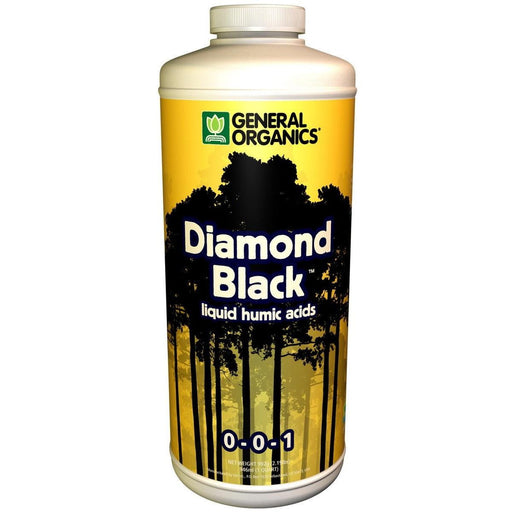 General Organics Diamond Black Quart