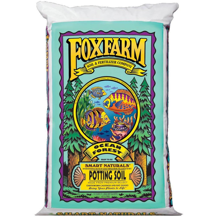 Fox Farm Ocean Forest Potting Soil - HydroPros.com
