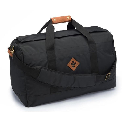 Revelry Supply The Around-Towner Medium Duffle Black - HydroPros.com