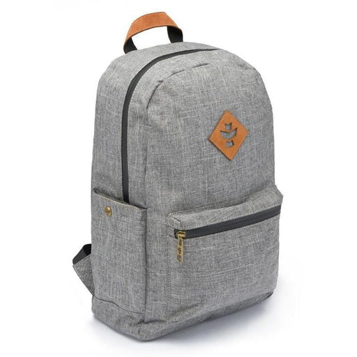 Revelry Supply The Escort Backpack, Crosshatch Grey - HydroPros.com