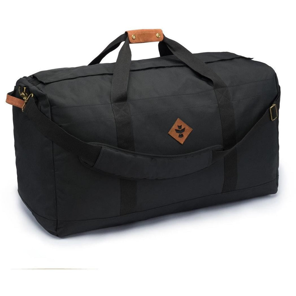 Revelry Supply The Continental Large Duffle Black