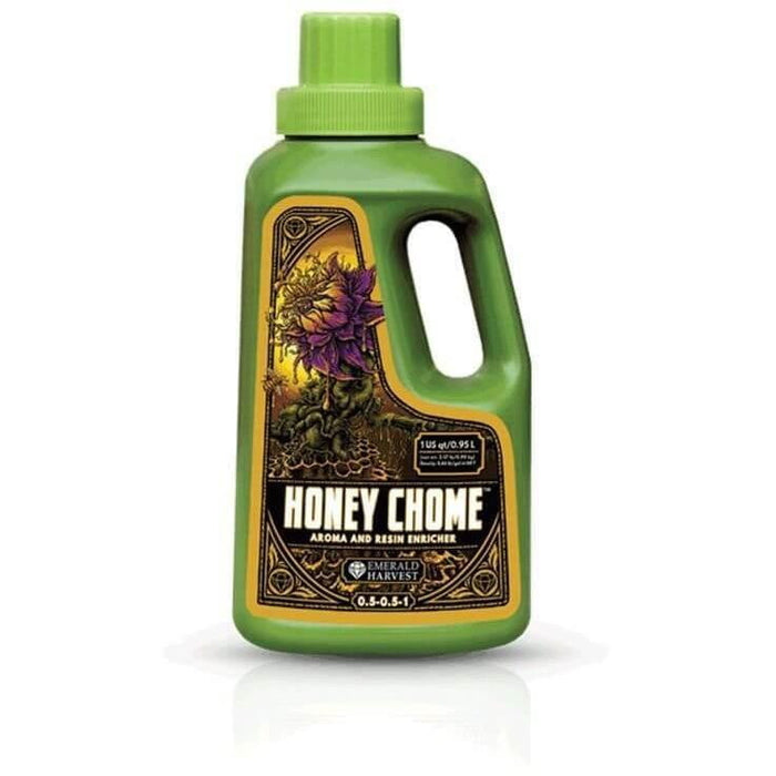 Honey Chome Quart