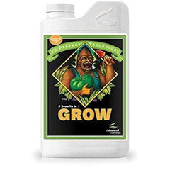 Advanced Nutrients Connoisseur Grow 2 Part A & B pH Perfect - 10Liter