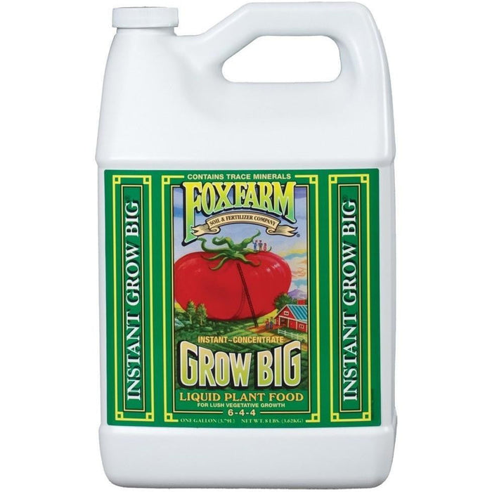 Fox Farm Instant Grow Big - HydroPros.com