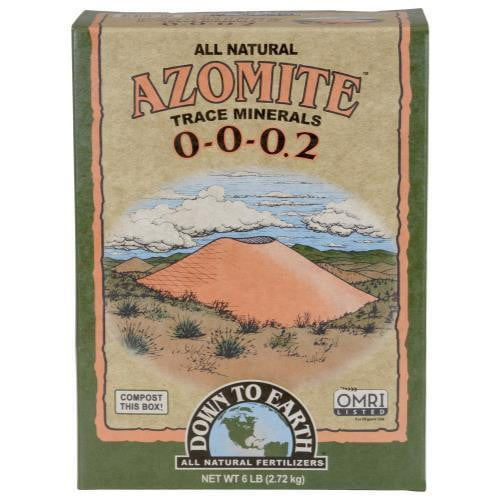 Down To Earth Azomite SR Powder - HydroPros.com