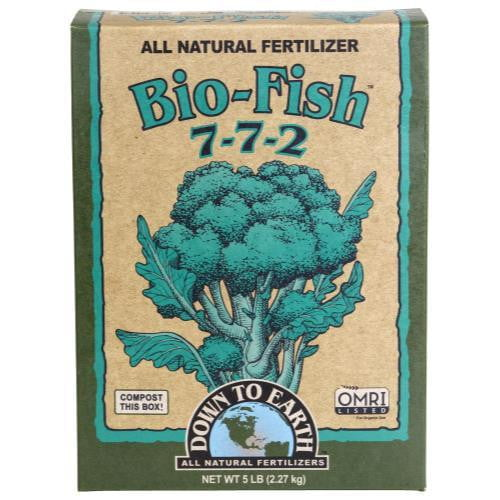 Down To Earth Bio-Fish - HydroPros.com