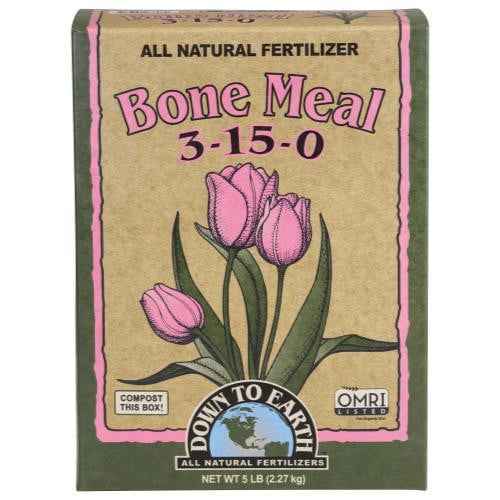 Down To Earth Bone Meal - HydroPros.com
