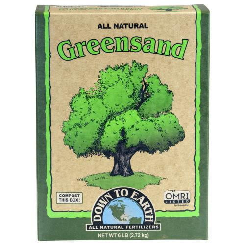 Down To Earth Greensand - HydroPros.com