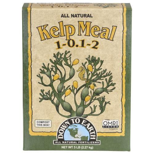 Down To Earth Kelp Meal - HydroPros.com