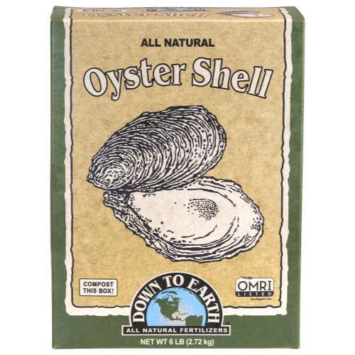 Down To Earth Oyster Shell - HydroPros.com