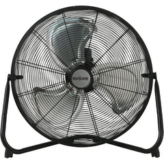 Hurricane Pro 20 inch High Velocity Metal Floor Fan