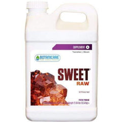 Botanicare Supplement for Plants, Sweet Raw, 2-1/2-Gallon