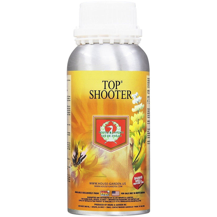 House and Garden Top Shooter