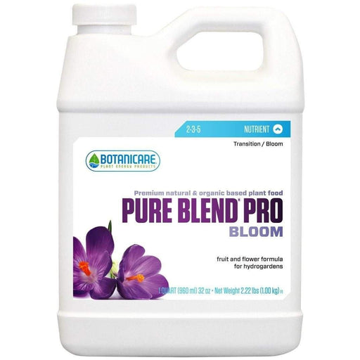 Botanicare Pure Blend Pro Bloom - HydroPros.com
