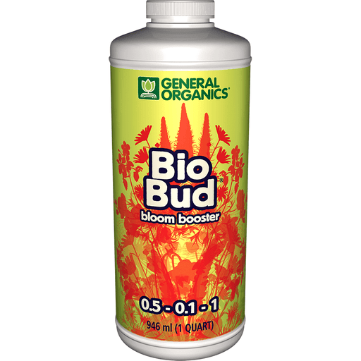 General Organics BioBud Bloom Booster Quart