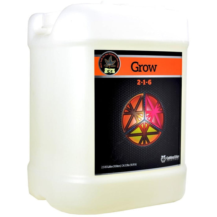 Cutting Edge Solutions Grow - HydroPros.com