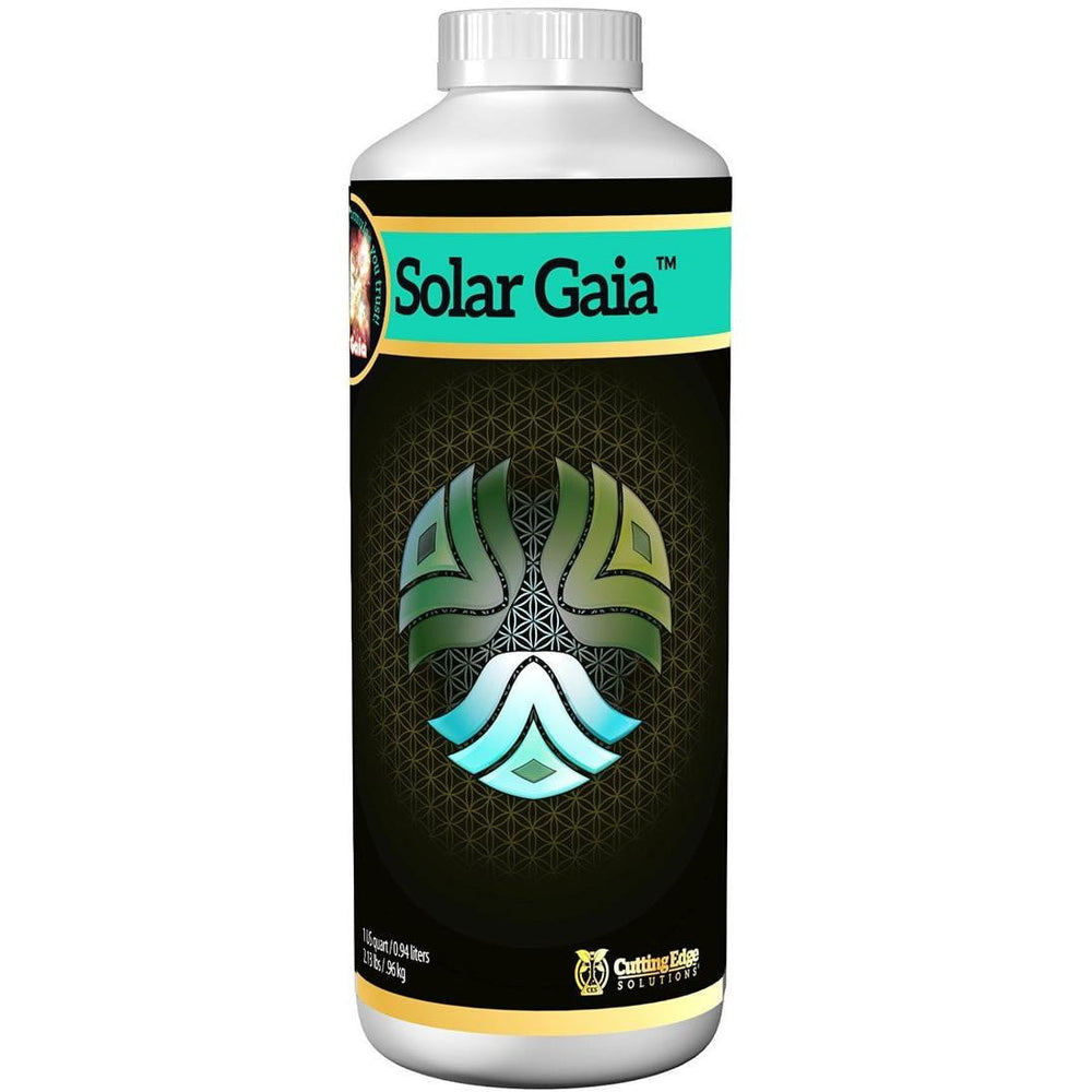 Cutting Edge Solutions Solar Gaia - HydroPros.com