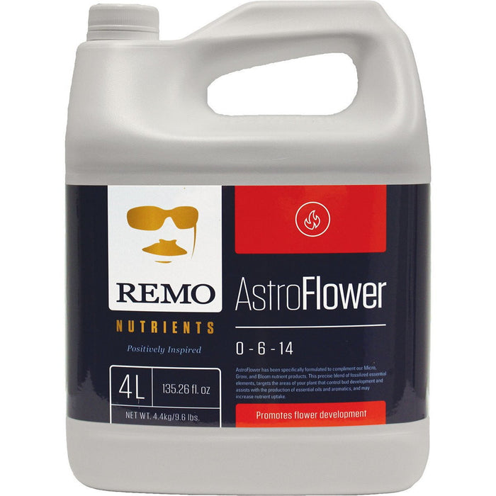 Remo Nutrients AstroFlower 4 Liter