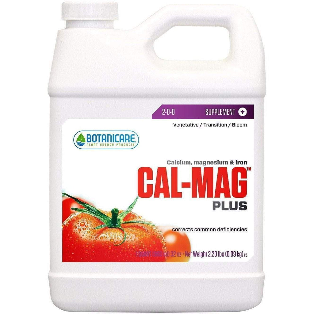 Cal-Mag Magnesium Calcium Nutrients Additives Deficiencies Hydroponics