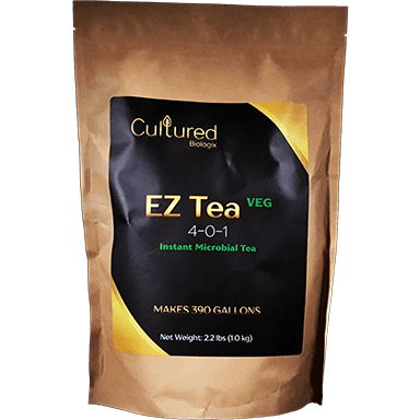 Cultured Biologix EZ Tea VEG 4-0-1 Instant Microbial Tea
