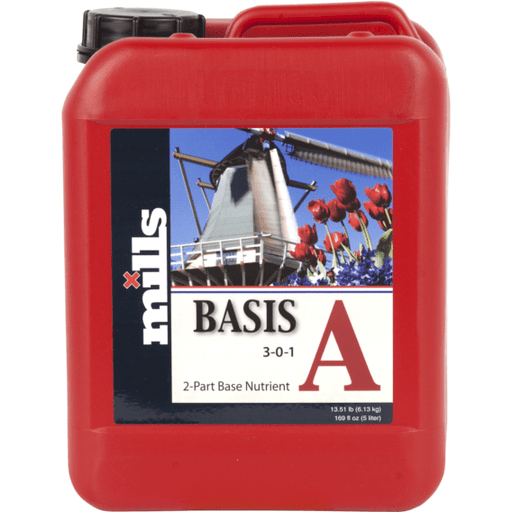 Mills Nutrients Basis A - HydroPros.com
