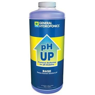 General Hydroponics pH UP - HydroPros.com