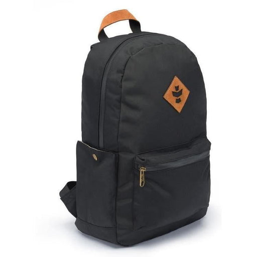 Revelry Supply The Escort Backpack, Crosshatch Black