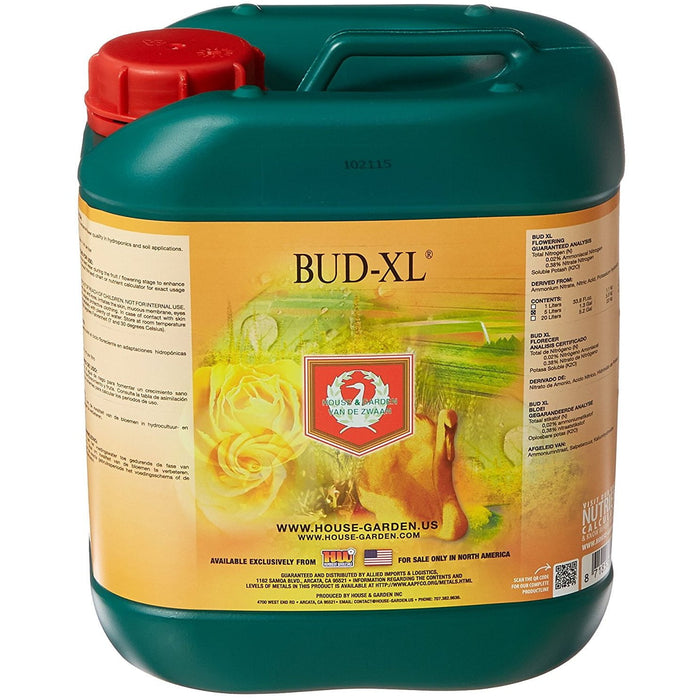 House and Garden Bud XL - HydroPros.com