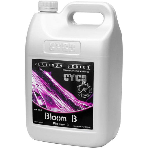 Cyco Nutrients Platinum Series Bloom B