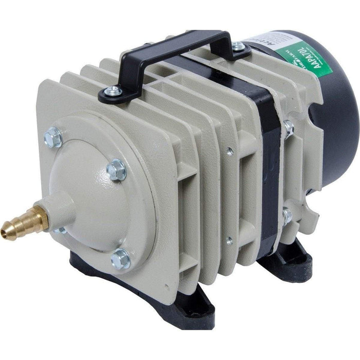 Active Aqua Commercial Air Pump 8 Outlets, 60W, 70 L/min - HydroPros.com