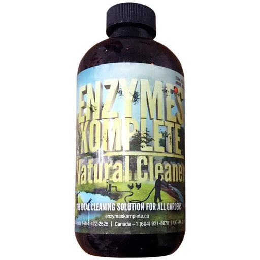 Enzymes Komplete Natural Enzymatic Cleaner - HydroPros.com