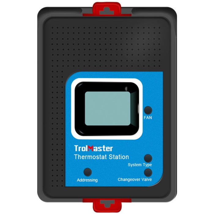 TrolMaster Thermostat Station 2 for all types of HVAC (Heatpumps and Conventionals)-HydroPros.com