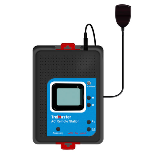 TrolMaster Hydro-X AC Remote Station Single Pack w/16', 4' and T-Splitter RJ12 Cable Set-HydroPros.com