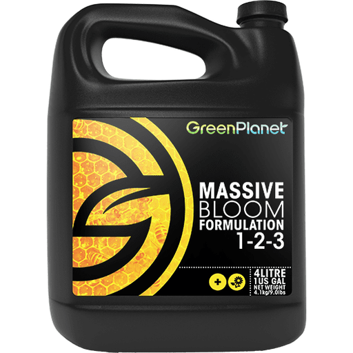 Green Planet Nutrients Massive - HydroPros.com