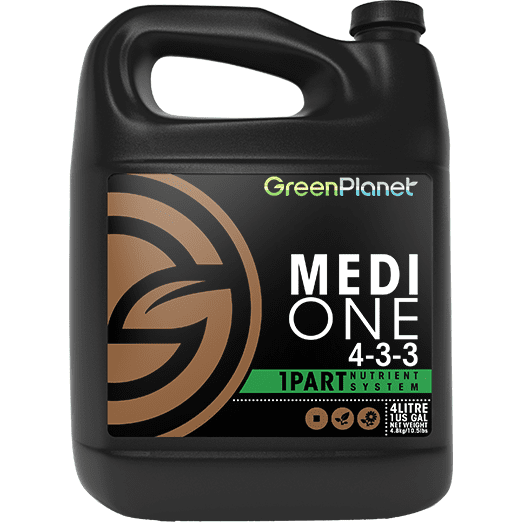 Green Planet Nutrients Medi-One - HydroPros.com