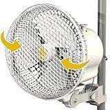 "Secret Jardin Monkey Fan Oscillating 20"" 20 Watt"