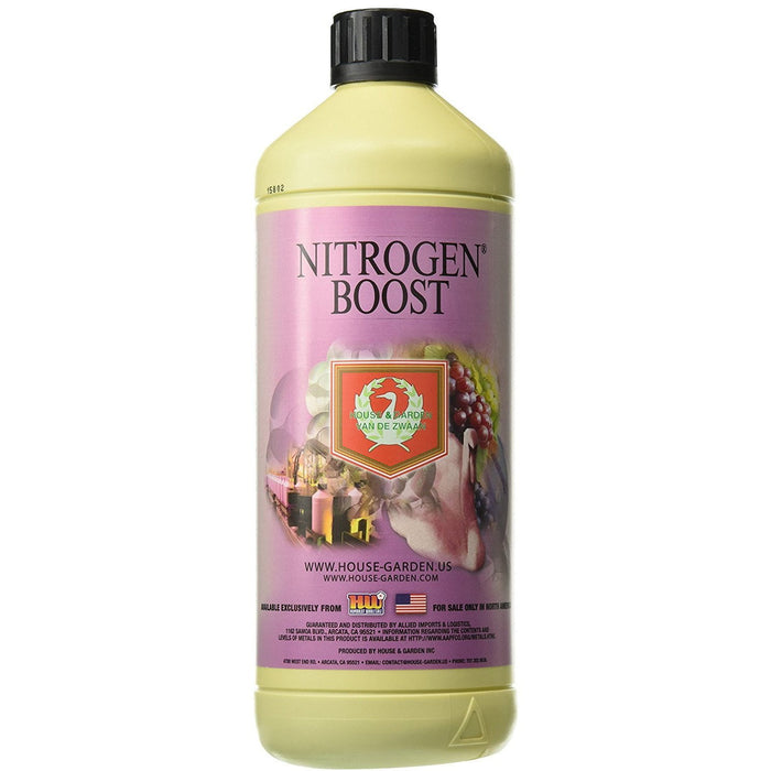 House and Garden Nitrogen Boost - HydroPros.com