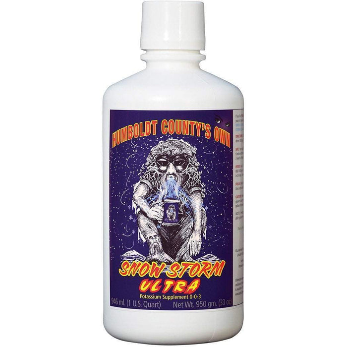Humboldt County's Own Snow Storm Ultra 8 OZ