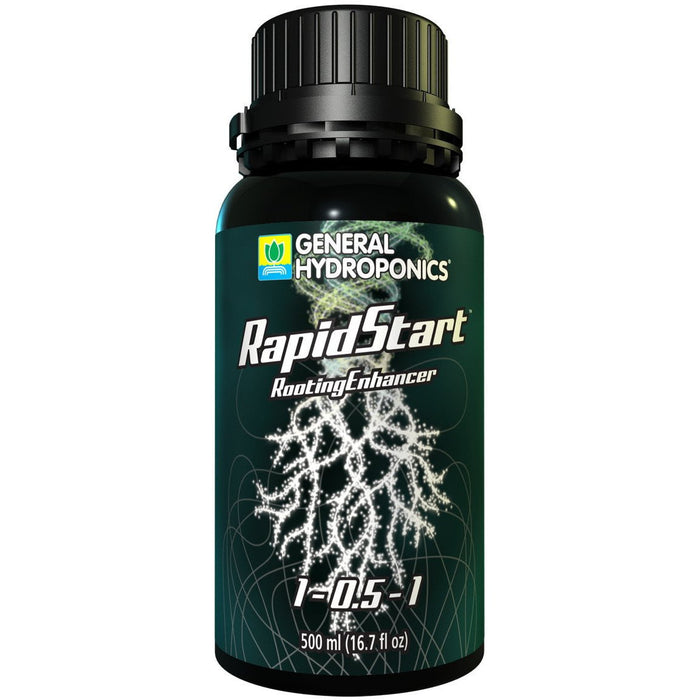 General Hydroponics RapidStart Root Enhancer - HydroPros.com