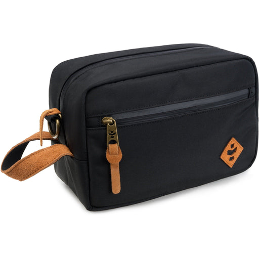 Revelry Supply The Stowaway Toiletry Kit, Black - HydroPros.com