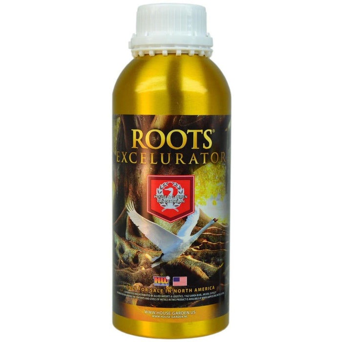 House and Garden Roots Excelurator Gold - HydroPros.com
