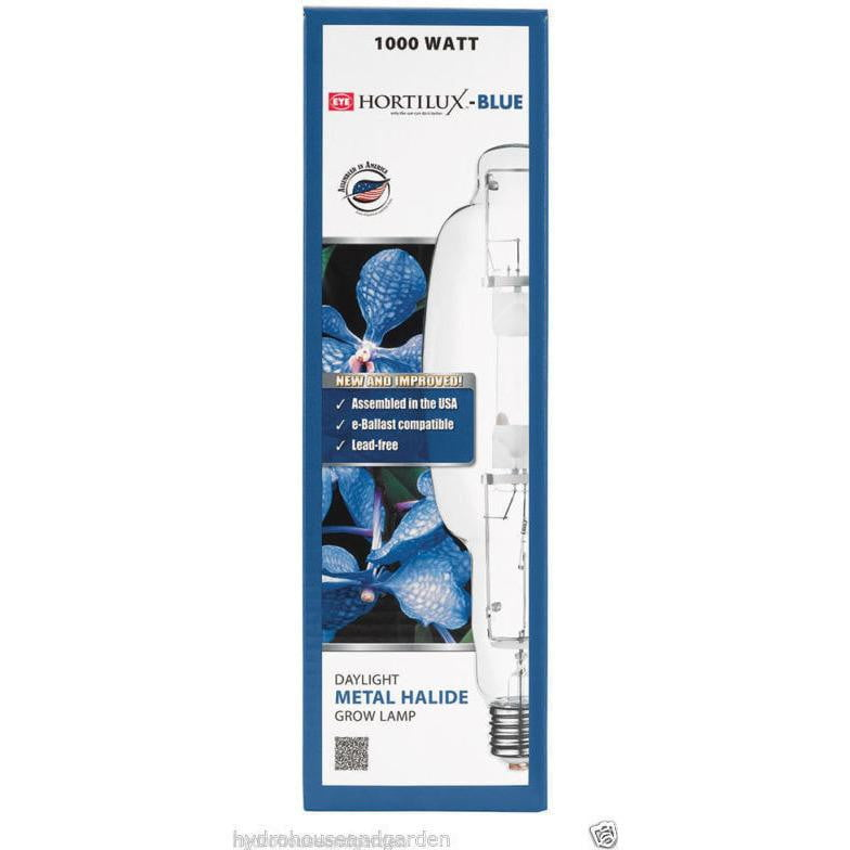 Hortilux Blue Metal Halide (MH) Grow Bulb - 1000w